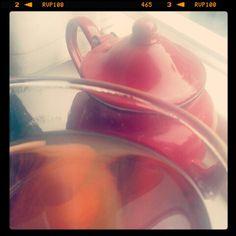 Dag115: perzik thee