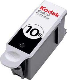 Buy Kodak Black Ink Cartridge at Argos.co.uk - Your Online Shop for Printer ink. Kodak Printer, Black Ink Cartridge, Argos, How To Be Outgoing, All In One, Shop, Argo, Store