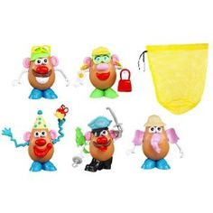 Playskool Mr. Potato Head Themed Value Pack (Toy)