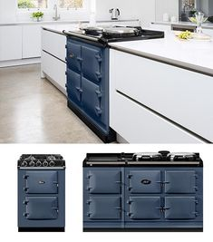 News - Spillers of Chard Limited Dartmouth Blue Aga