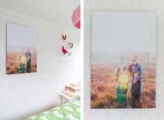 Heb je nog nooit van xpozer gehoord? Bij HEMA kun je jouw foto laten afdrukken op ultradun kunststof, xpozer.