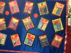 Sally Morgan inspired art Victoria Art, Indigenous Art, Aboriginal Art, Sally, Art Lessons, Art For Kids, Maps, Art Projects, Art Ideas