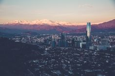 Surrounded by the snow-capped Andes, Chile's capital Santiago is a mix of leafy streets, nightclubs and culture. You'll find top restaurants too and a party atmosphere most nights. Santiago ranked 33rd in our top 50 travel destinations!