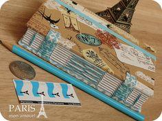 Booklet Paris, mon amour! #9   por ViVá