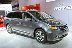 2014 Honda Odyssey Colors