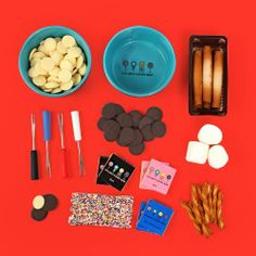 Dylan's Candy Bar Chocolate Fun-Due Kit : Chocolate Gift Boxes