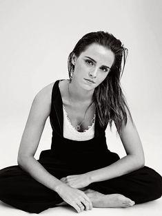 Emma Watson Natural Beauty - Oh Natural - www.ohnatural.co.nz