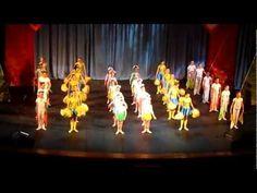 Дети солнца танец - YouTube