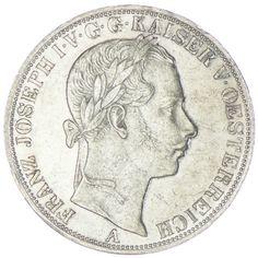 Vereinstaler 1858 A, Silber