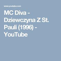 MC Diva - Dziewczyna Z St. Pauli (1996) - YouTube