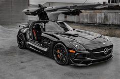 2014 Mercedes-Benz SLS AMG Black Series | eBay