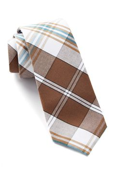 THE TIE BAR | Boathouse Plaid Tie | Nordstrom Rack