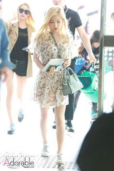 Taeyeon leader