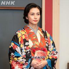 Kimono, Japanese, Actresses, Woman, Fashion, Female Actresses, Moda, Japanese Language, Fashion Styles