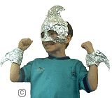 Here's a fun activity that keeps children busy and encourages them to use their imaginations. It's a great activity to do in the car on a long road trip, or just something fun and different to do on a rainy day. All you need is a roll of cheap aluminum foil and some creativity.