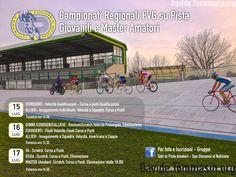 Campionati Regionali Pista 15/16/17 Luglio 2015 – Friuli VG (Udine)