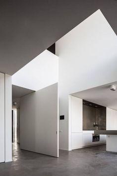 Minimal Interior Design Inspiration #46 - UltraLinx  CEMENT FLOORS