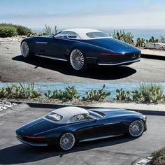 One Stop Classic Car News & Tips – Worldwide classic cars. Mercedes Benz Maybach, Maybach Car, New Mercedes, Classic Mercedes, Lux Cars, Amazing Cars, Cool Cars, Dream Cars, Super Cars