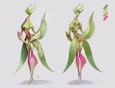 Praying Mantis Discover by steelsuit on DeviantArt Leaf bug! part of a set of 3 characters : D Fantasy Character Design, Character Design Inspiration, Character Concept, Character Art, Creature Concept Art, Creature Design, Mythical Creatures Art, Magical Creatures, Alien Concept