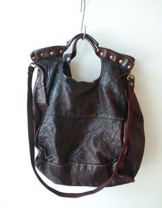 Abejas Boutique - Giorgio Brato Double Zipper Bag