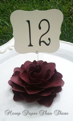 Great Idea for My Handmade X-Large Paper Flowers