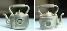 Stanhope Viewer Tea Kettle 6 Views of Winsford England C 1910 Silver Charm | eBay