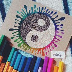 Zentangle Archives - Page 3 of 10 - Crafting Today Mandala Art, Mandala Drawing, Cool Drawings, Pencil Drawings, Dragon Drawings, Amazing Drawings, Dibujos Zentangle Art, Zentangles, Sharpie Art