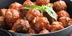 Tender Italian polpette simmered in rich tomato sauce – just like Nonna used to make. Who can resist?