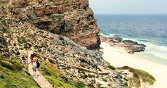Cape Town is home to some of the best beaches in the world – but allow us to take you off the beaten track, as we reveal our favourite untrodden havens. Beaches In The World, Travel And Tourism, Travel Goals, Hiking Trails, Cape Town, The Great Outdoors, Croatia, Wander, South Africa