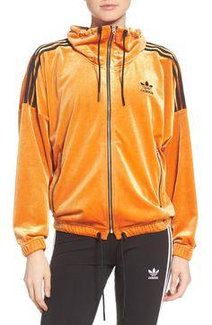 Main Image - adidas Originals Oversize Track Jacket