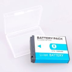 NP-FR1 Replacement Battery for Sony Digital Camera (3.7V 850mAh) $0.17