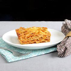 Lasagna Bolognese (Adapted from Mario Batali)