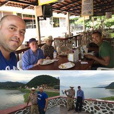 En Los Burritos y Chapala con mis tíos!!! 04/08/16