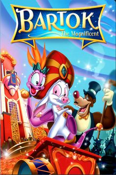 Bartok the Magnificent on iTunes