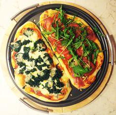 Pravé italské těsto na pizzu Pizza Dough, Vegetable Pizza, Quiche, Vegan Recipes, Vegetarian, Vegetables, Breakfast, Food, Morning Coffee