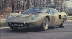 The MK1 Ford GT40 Street Version ~