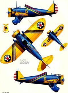 Aéro Journal N°38 - Boeing P-26A