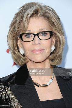 Actress Jane Fonda attends UCLA IOES celebration of the Champions of...