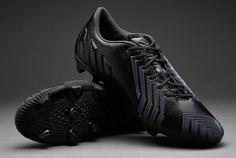 adidas Predator Instinct FG - Black Black 2387ef9edb077