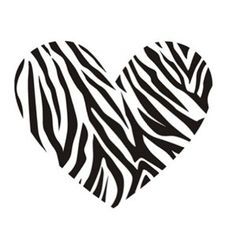 animal print hearts - Buscar con Google