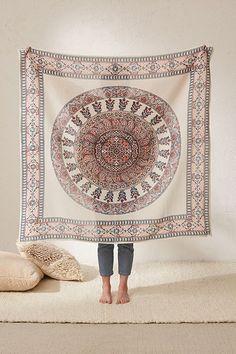 Stella Medallion Tapestry