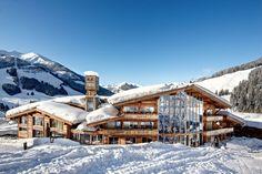 Hotel Hinterhag  Art & Ski-In Hotel Hinterhag and Hinterhag Alm