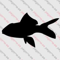 Pegame.es Online Decals Shop  #animal #fish #water #tropical #vinyl #sticker #pegatina #vinilo #stencil #decal