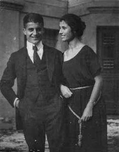 Bl. Pier Giorgio Frassati and his sister