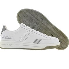 Reebok Womens G Unit (white / silver) 10-114432 - $89.00