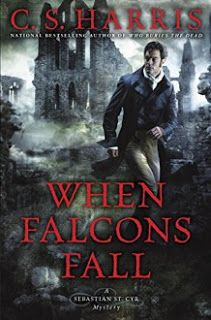 A Bookaholic Swede: When Falcons Fall by C.S. Harris