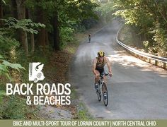 Back Roads and Beaches - Bike and Multi-Sport Tour of Lorain County | North Central Ohio
