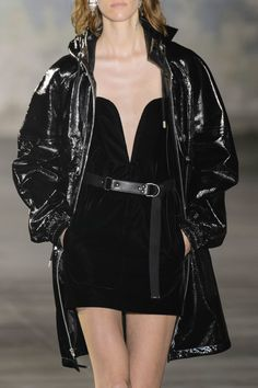Saint Laurent Spring 2017 by Anthony Vaccarello