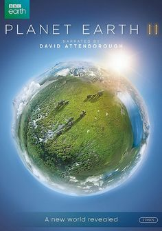 Planet Earth II (Standard Edition, DVD)