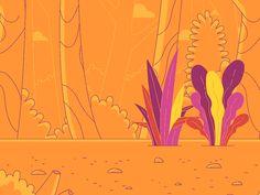 Plants 03 dribbble